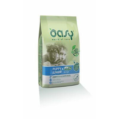 OASY Puppy & Junior large / piletina hrana za pse 3kg