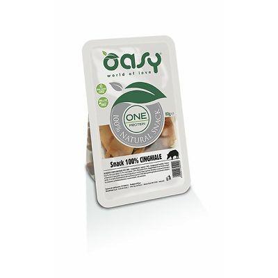 OASY Snack Cinghiale poslastica za pse 80g vepar