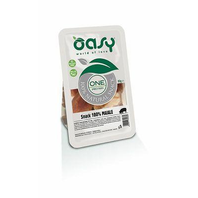 OASY Snack Maiale poslastica za pse 80g svinjetina