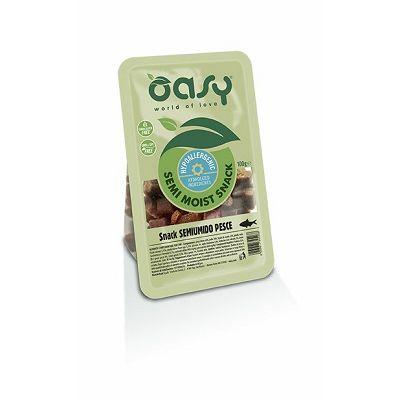 OASY Snack poslastica za pse riba 100g