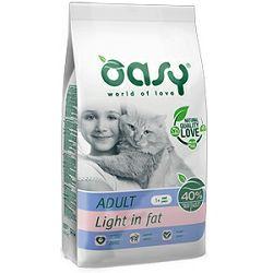 OASY Suha hrana za odrasle mačke LIGHT, 1.5 kg
