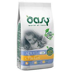 OASY Suha hrana za odrasle mačke sa piletinom, 1.5kg