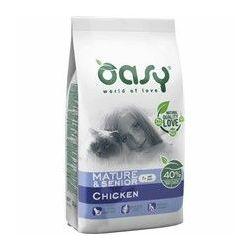 OASY Suha hrana za starije mačke MATURE&SENIOR sa piletinom, 1.5kg