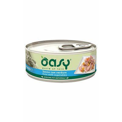 OASY Specialitá Naturali / tuna sa povrćem hrana za pse 150g