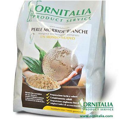 Ornitalia Perle Morbide Bianche hrana za ptice 4kg