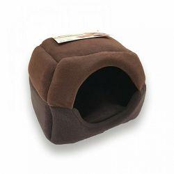 Pawise 2u1 Pop Tent ležaljka za mačke 42x38x18cm