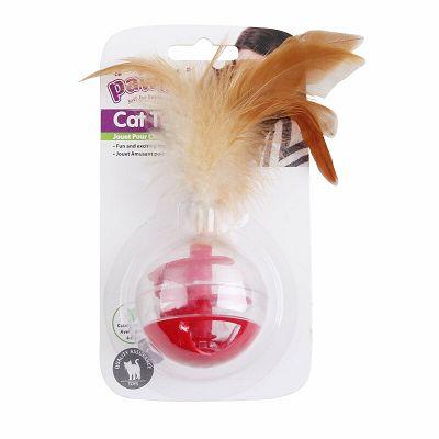 Pawise Cat Brain Teaser igračka lopta
