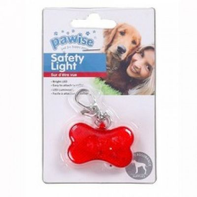Pawise Flashing Light privjesak za psa 4,5x3cm