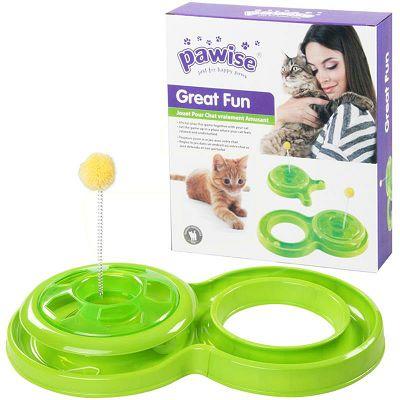 Pawise igračka za mačke Great Fun