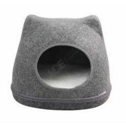 Pawise kućica za mačke Iglo siva 40cm