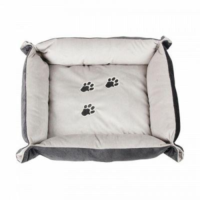 Pawise ležaljka za mačke smeđa 64x56x7cm