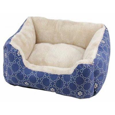 Pawise ležaljka za pse plava 56x56cm