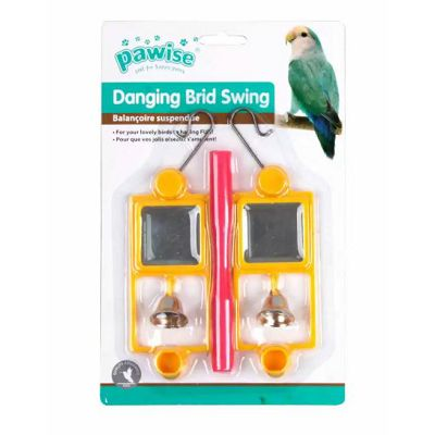 Pawise ljuljačka igračka za ptice