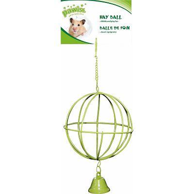 Pawise lopta za hranu za glodare 10cm