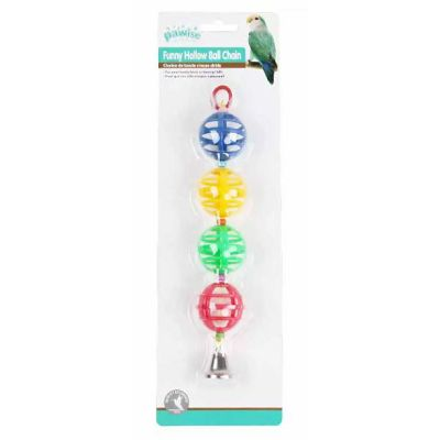 Pawise loptice igračke za ptice