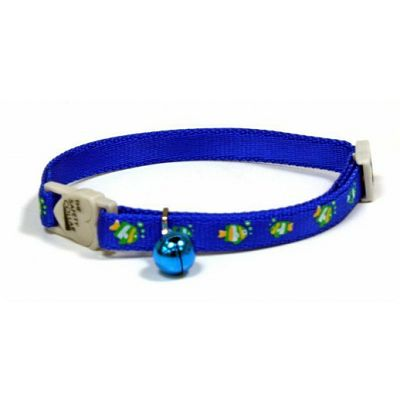 Pawise ogrlica za mačke riba