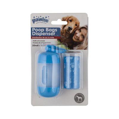 Pawise Poop Bags Dispenser nosač kesica za izmet
