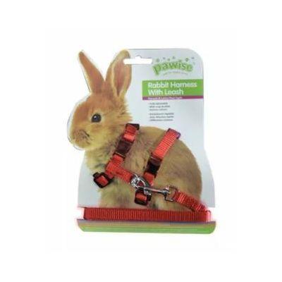 Pawise prsnik za zečeve crveni