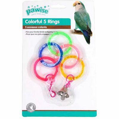 Pawise prstenovi igračka za ptice