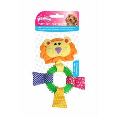 Pawise Puppy Toy Ring Lion igračka za psa