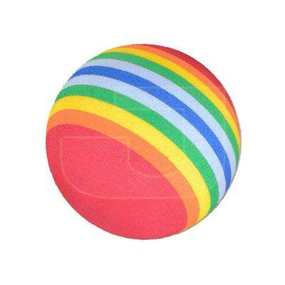 Pawise Rainbow igračak lopta