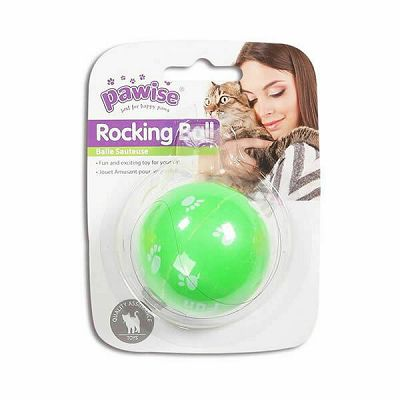 Pawise Rocking Ball igračka za mačke