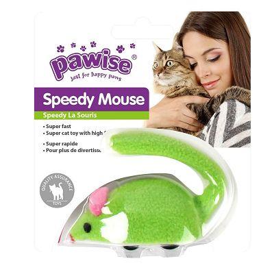 Pawise Speedy mouse igračka za mačku