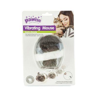 Pawise Vibrating Mouse igračka za mačku