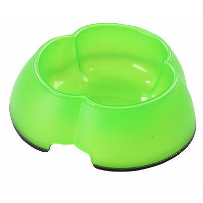 Pawise zdjela za psa 300ml zelena