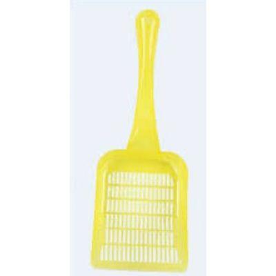 Pawise žuta lopatica za higijenski pjesak mačke