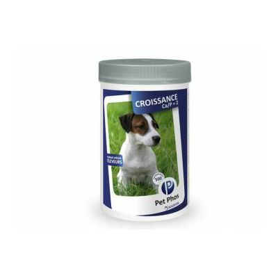 PET-PHOS Growth dog Ca/P=2 100 tableta