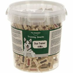 Pet Rewards trening snack poslastica za pse duo 4-mix 500g