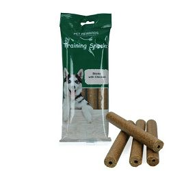 Pet Rewards trening snack poslastica za pse pileći štapići 250g