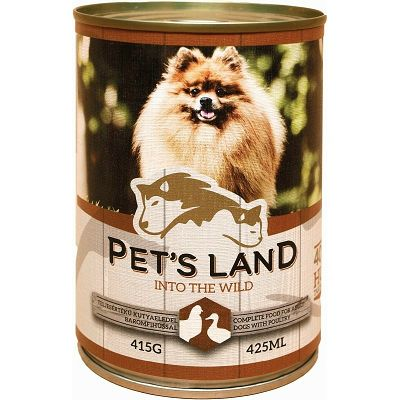 Pet's Land/ PILETINA 415g