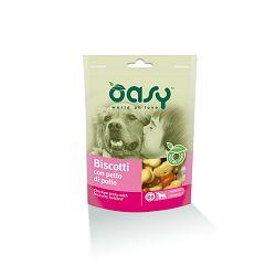 OASY Poslastica za pse Biscotti, 100 g