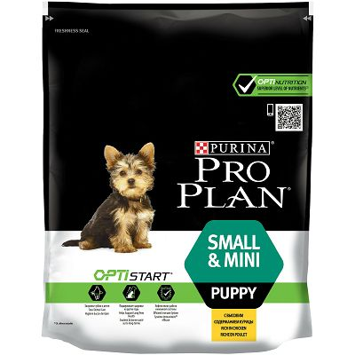 Pro Plan Puppy Small/Mini, hrana za male pse sa piletinom 700g