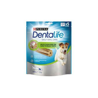 Purina Dentalife small za higijenu zuba pasa 115g
