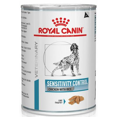 Royal Canin Sensitivity Control piletina i riža 420g