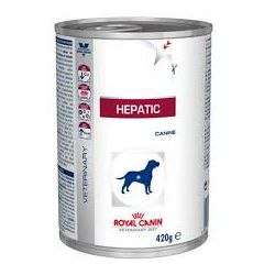 Royal Canin Hepatic konzerva 420gr