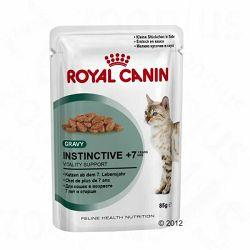 Royal Canin Pouch / Mature INSTINCTIVE 7+GRAVY (u umaku) 85g