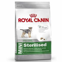 Royal Canin / Adult Mini STERILISED 2kg