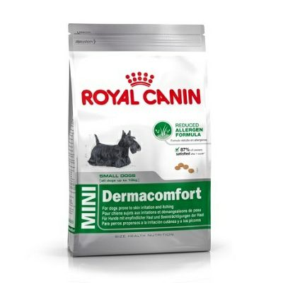 Royal Canin Mini Dermaconfort hrana za pse 800g