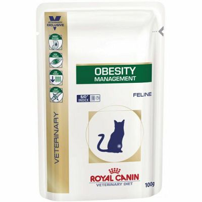 Royal Canin / Obesity Management Feline 100g
