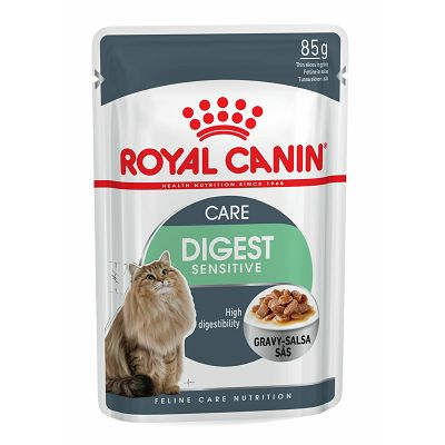 Royal Canin Pouch / Adult DIGEST SENSITIVE GRAVY (u umaku) 85g