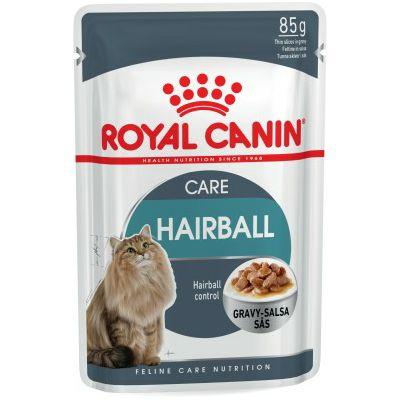 Royal Canin Pouch / Adult HAIRBALL CARE GRAVY (u umaku) 85g