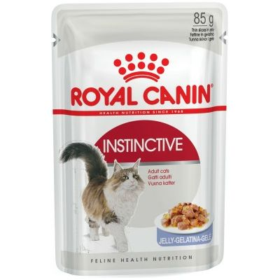 Royal Canin Pouch / Adult INSTINCTIVE JELLY (u želeu) 85g
