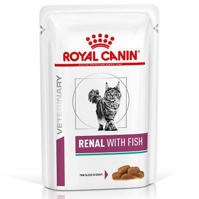 Royal Canin Renal with fish 100g