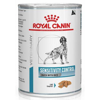 Royal Canin Sensitivity Control patka s rižom hrana za pse 420g