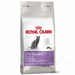 Royal Canin Sterilised 37, 4 kg