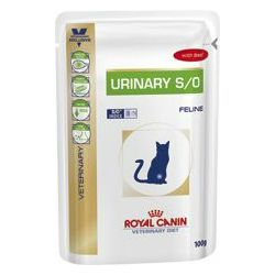 Royal Canin Urinary S/O Beef 85gr